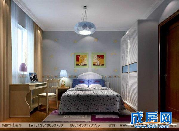 背景墙 房间 家居 起居室 设计 卧室 卧室装修 现代 装修 600_441
