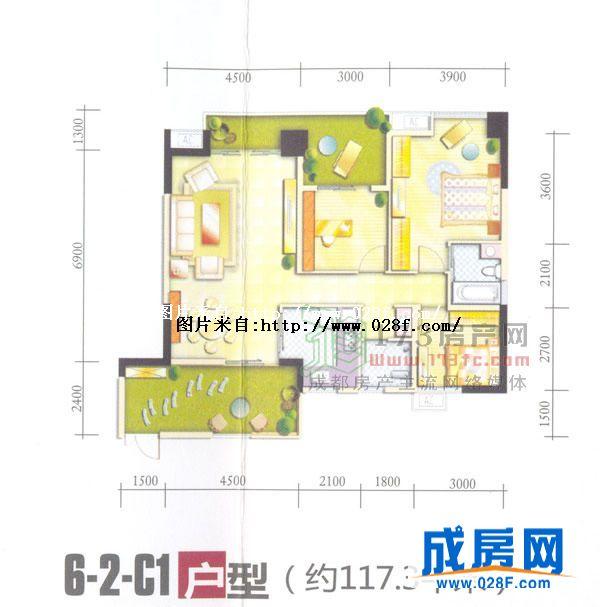 望江 平面设计图