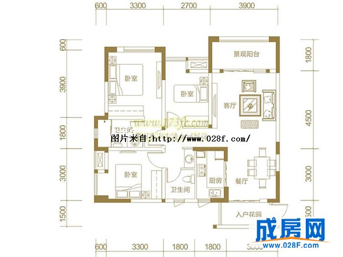 物业类别:住宅 楼层状况:18层 房屋类型小高层 开 发 商:四川香洲半岛