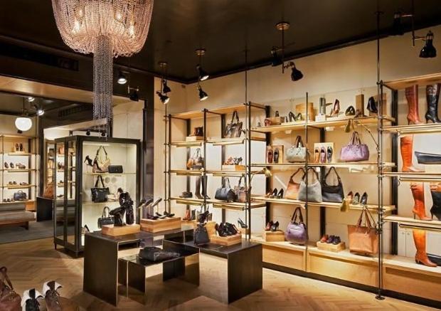 成都鞋店装修设计│成都专业鞋店装修设计公司